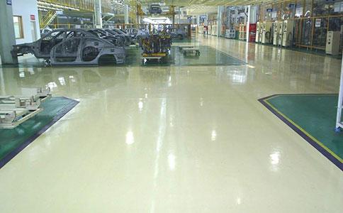 水性聚氨酯地坪漆和水性丙烯酸地坪漆的区别?哪个好?