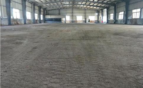 固化地坪起砂怎么办?如何解决?