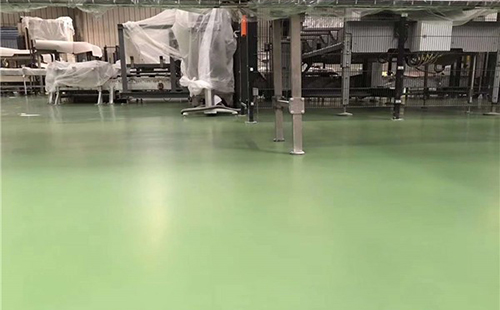 工厂车间地坪用什么材质好?车间地坪漆一平多少钱?