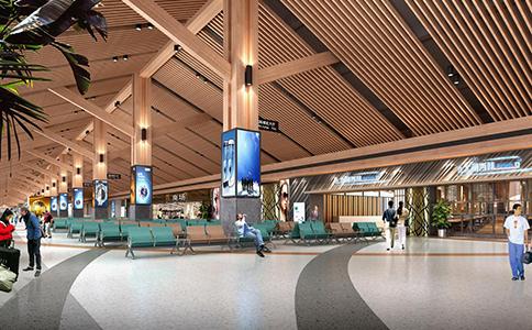 机场航站楼地面用什么材料